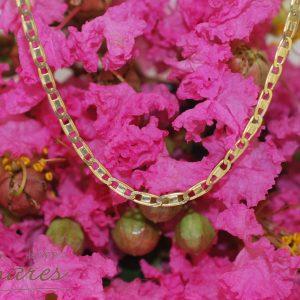 Collares de Oro de 18 pulgadas