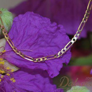 Collares de Oro de 16 pulgadas