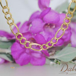 Collares de Oro de 22 pulgadas